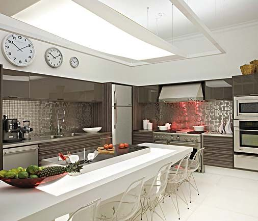 Modelos de cozinhas planejadas - Cozinhas planejadas