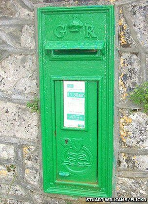 120 Best Postboxes From Around The World Images On