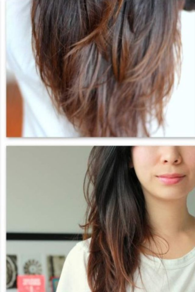 I Live How Blended This Looks I Want My Ombre To Flow And
