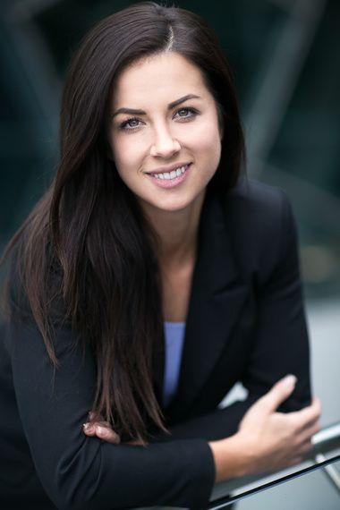 Corporate portrait Melbourne Ksenia Belova Photography