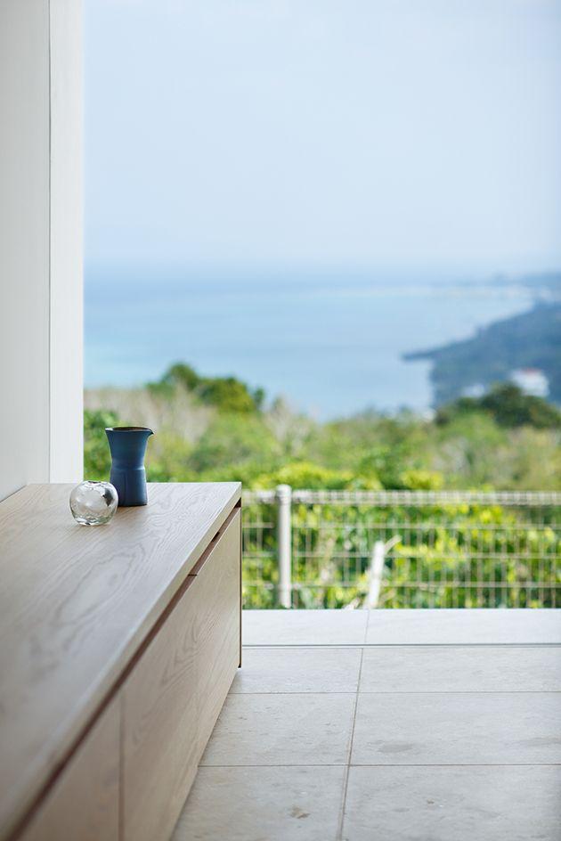 97 best japanese minimalism at home images on pinterest for Minimalist house okinawa japan