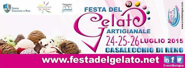 Festa del gelato bimbi bologna