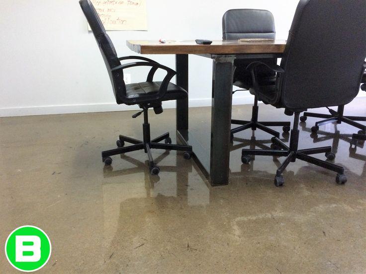 Nice office floor #polyurea #plancher #entreprise #business