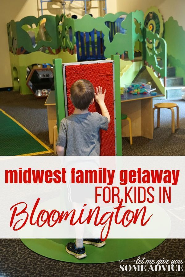 Things To Do In Bloomington Indiana With Kids Midwest Family Getaway Bloomington Midwest Travel Indiana Travel