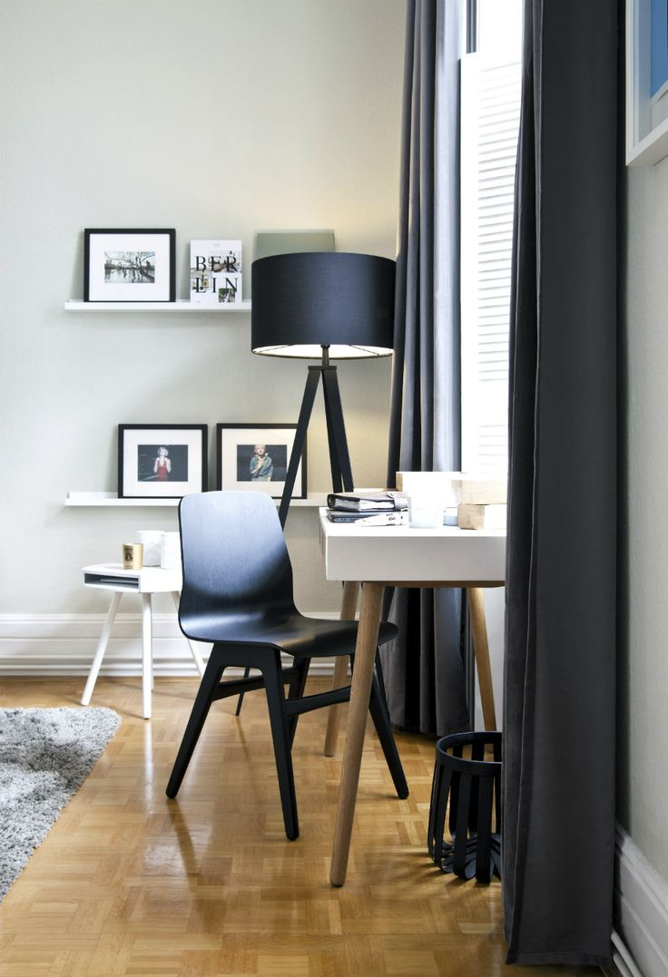 25 best workspace desk ideas on pinterest desk space home desks and desks. Black Bedroom Furniture Sets. Home Design Ideas
