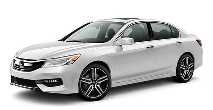 2017 Honda Accord – Very Popular Family Sedan