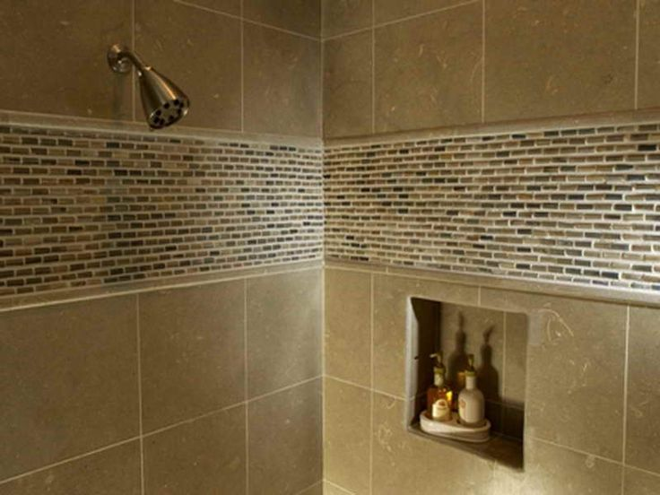 Choosing The Best Tile Designs For Bathrooms With Chrome Shower ~  Http://lanewstalk Part 26