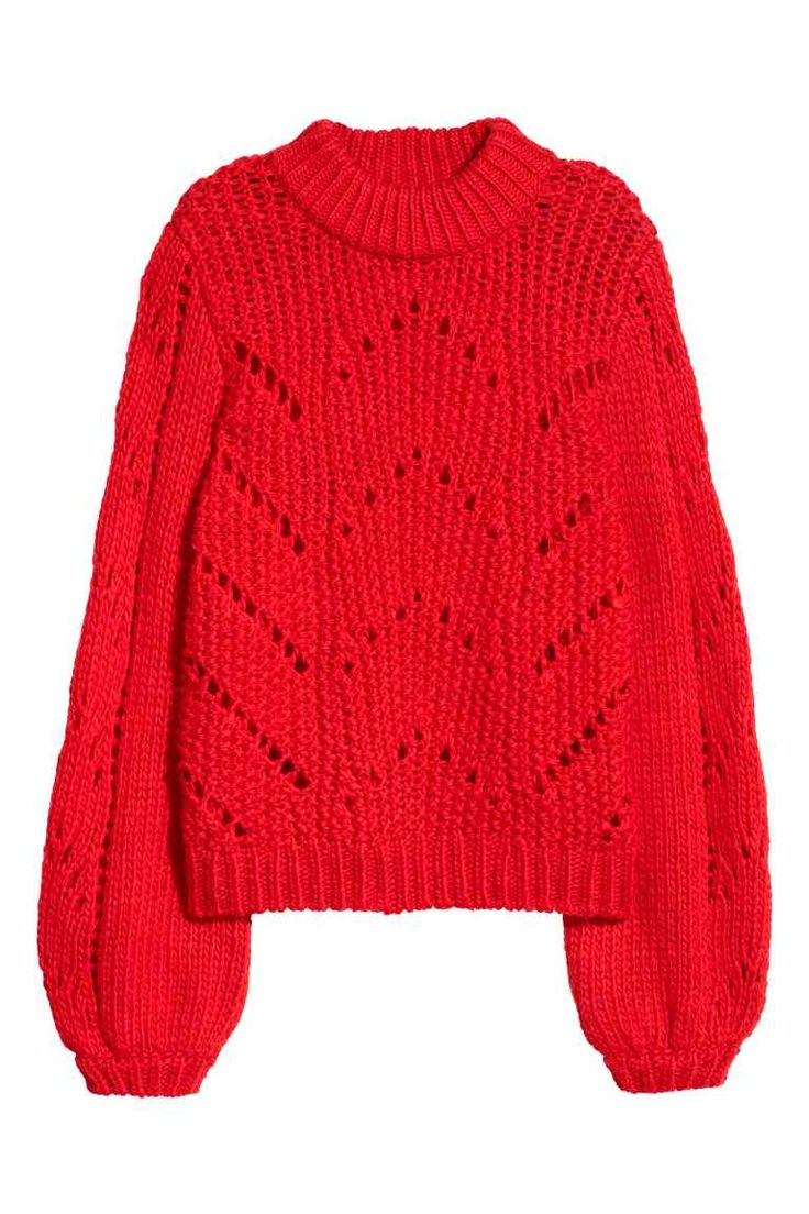 H&M sweater. November 2017.