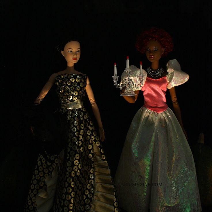 #Halloween #barbie #madetomove #trickortreat #dollcollector