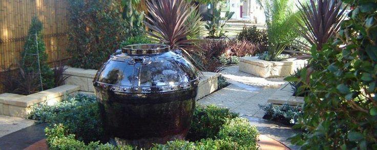 Centurion Pot #WaterFeatures