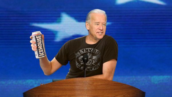 Biden Says Life Better Than It Was 4 Years Ago But Nothing Can Touch Summer Of '87 - The Onion - America's Finest News Source