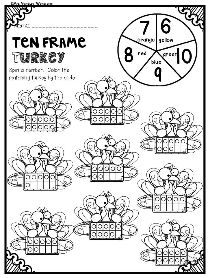 Pin On Teachers Pay Teachers Thanksgiving worksheets and centers