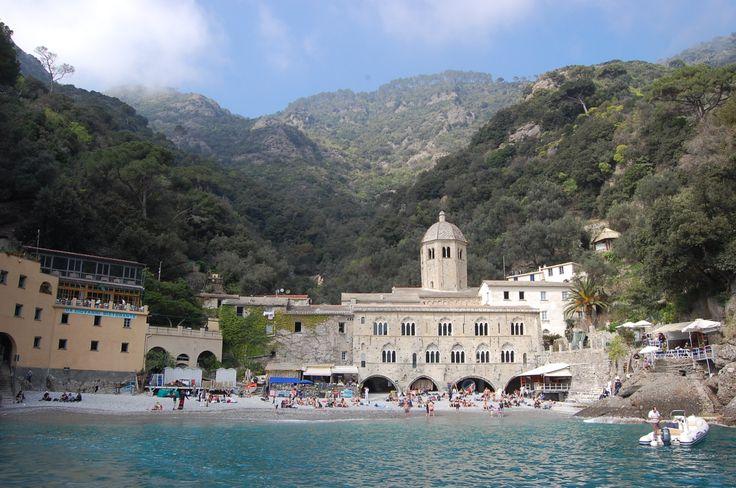 San Fruttuoso Abbey-Portofino