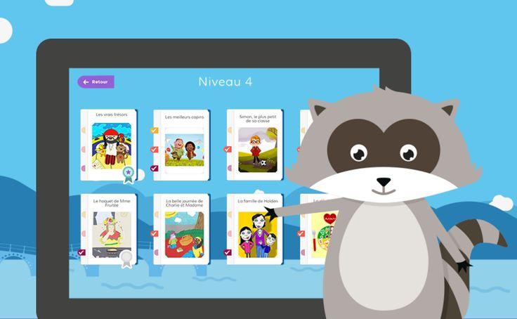 Découvrez des livres adaptés au niveau de lecture de votre enfant.