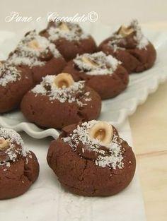 Nutellotti al cocco dolci facili in poco tempo