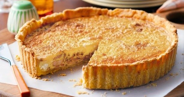 Ingredientes:  Masa brisee    500 gr de harina pastelera  250 gr de mantequilla  120 ml de agua  1 huevo  5 gr de sal    Relleno    150 g...
