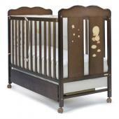 Micuna детская кроватка на колесиках micuna dido 120x60 см  — 17250р.  производитель: micuna  особенности детской кроватки micuna dido: кроватка  подарит вашему малышу  не только тепло и уют, но и познакомит с новым другом – весёлым утёнком  dido. эта простая и удобная мебель идеально подходит для детей всех  возрастов и наполняет жизнь радостью и позитивом.   кроватки испанской компании micuna изготавливаются  в валенсии из экологически чистых материалов. в первую очередь, это бук  –…