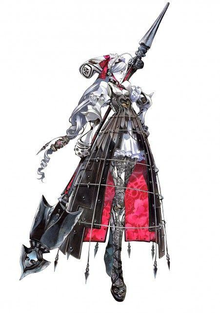 Soul Calibur: Ashlotte - Minitokyo