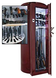 Pendleton King Series Gun safe=revolving