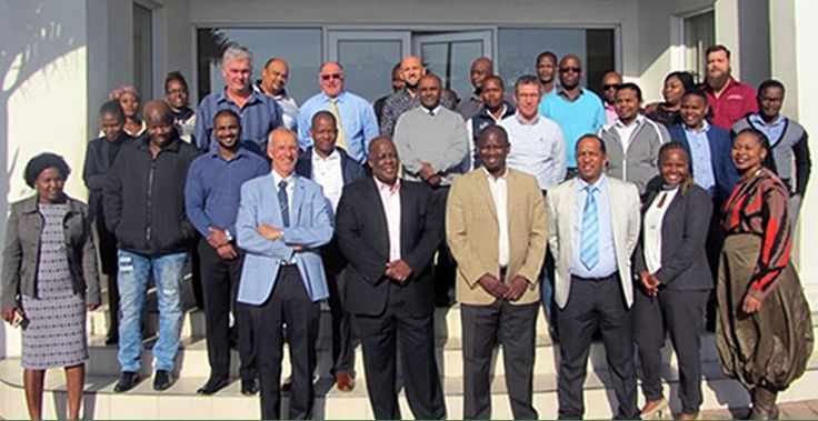 Maritime educators from South Africa took part in an IMO workshop to introduce the topic of energy-efficient ship operation into teaching curriculums.