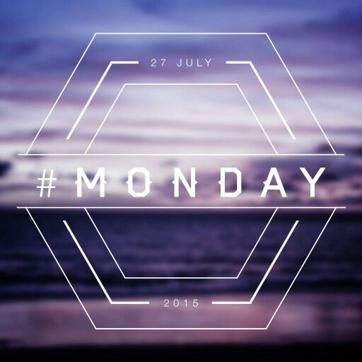 #monday - daily design - hipster typography