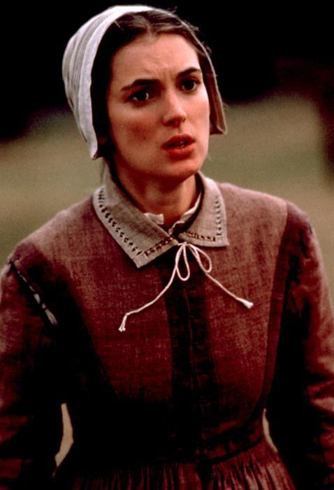 Abigail Williams The Crucible Movie