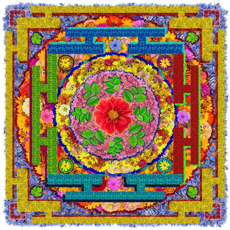 mandala budizm ile ilgili görsel sonucu