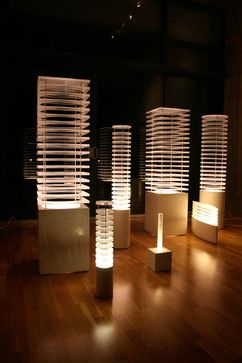 Outdoor furniture - modern - floor lamps - chicago - Haute Living
