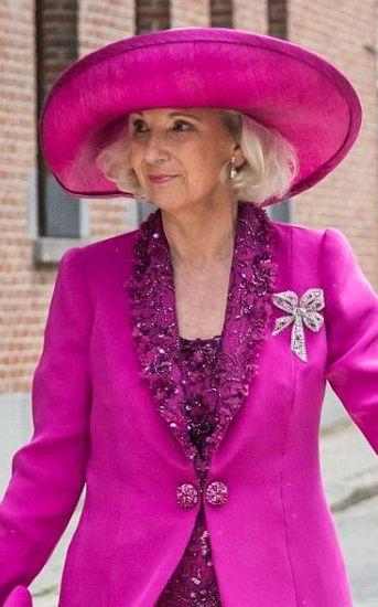 Roseline Alvare de Biaudos de Casteja, June 18, 2016 | Royal Hats