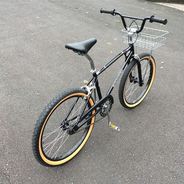 クルーザーで思うアメリカ雑貨的な自転車の楽しみ 自転車 クルーザー 自転車 おしゃれ