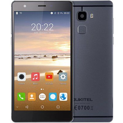 Just US$109.99 + free shipping, buy OUKITEL U13 4G Phablet online shopping at GearBest.com.