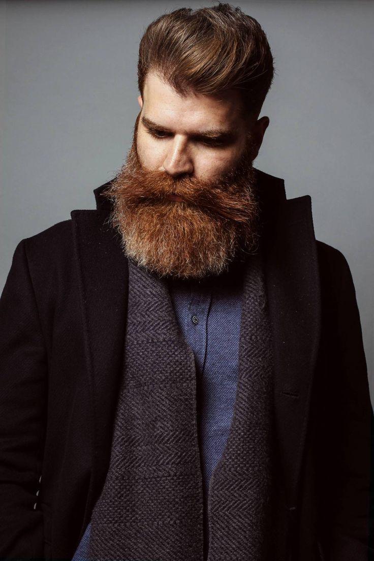 счастью для фотомодель парень с бородой пион
