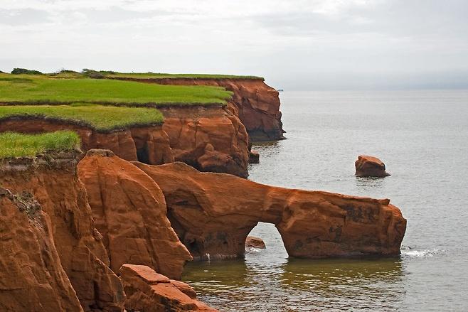 Magdalen Islands, Quebec, Canada - Images | Allen McEachern Photography