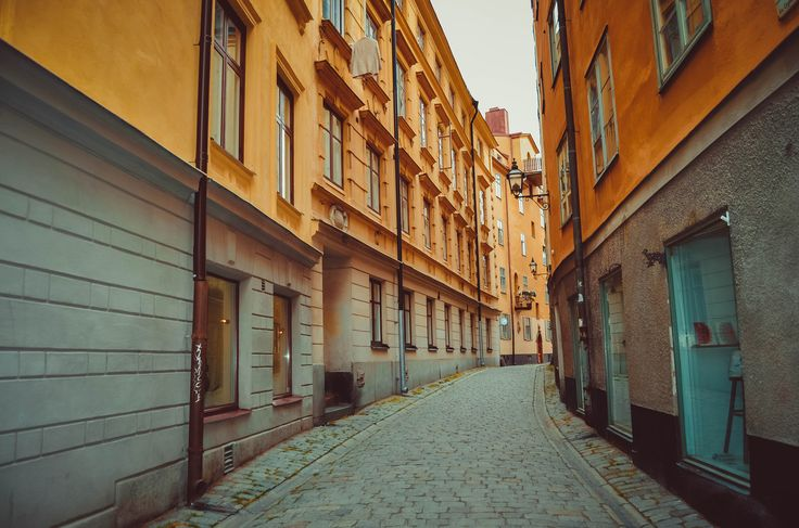 Stockholm Stone Streets - Stockholm Stone Streets
