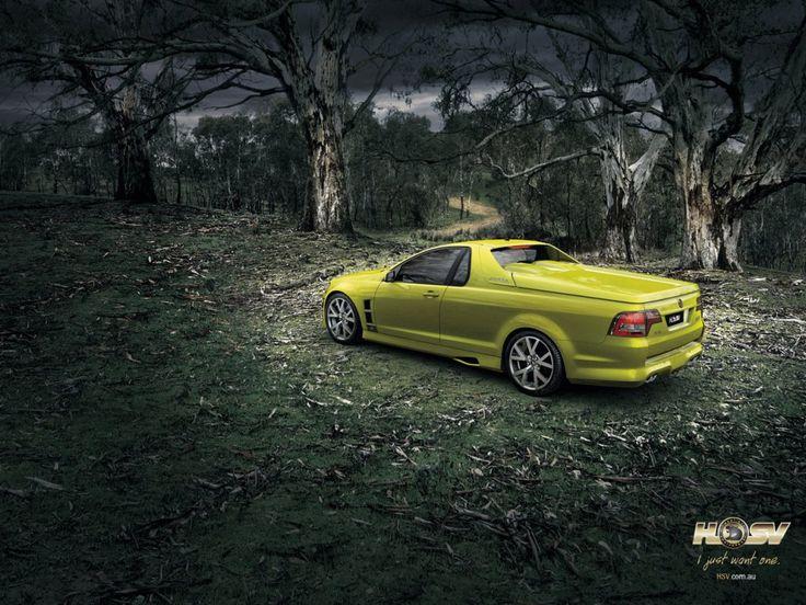 HSV Maloo Ute - my realistic dream car