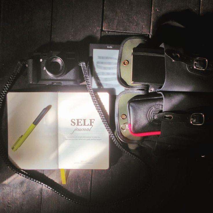 Most days #leicam240 #edc #billingham #selfjournal #rcc @bestselfco