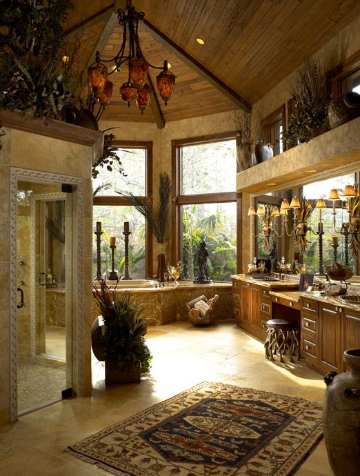 Best 25 lodge bathroom ideas on pinterest elk antlers for Ranch bathroom ideas
