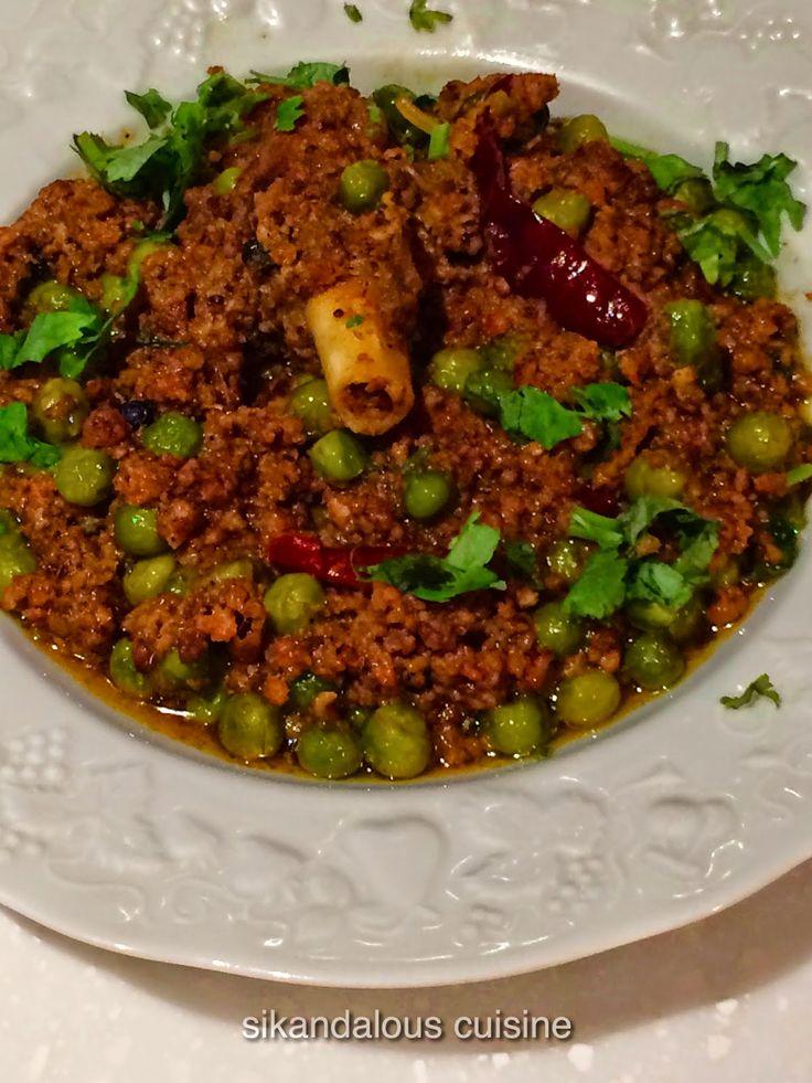 96 best kofta keema desi recipes images on pinterest indian sikandalous cuisine keema muttar forumfinder Choice Image