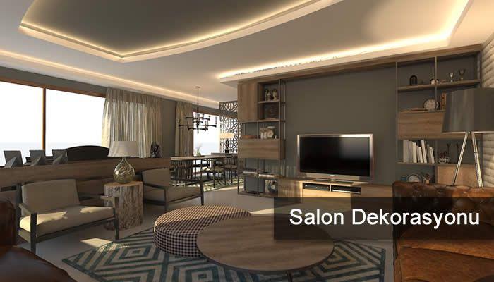 Yatak odası » Salon Dekorasyonu | https://www.raykonsept.com/yatak-odasi/