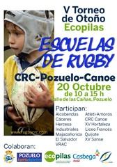 V Torneo de Otoño Ecopilas,  20 de Octubre de 2012.