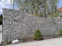 Znalezione obrazy dla zapytania ogrodzenie kamienne