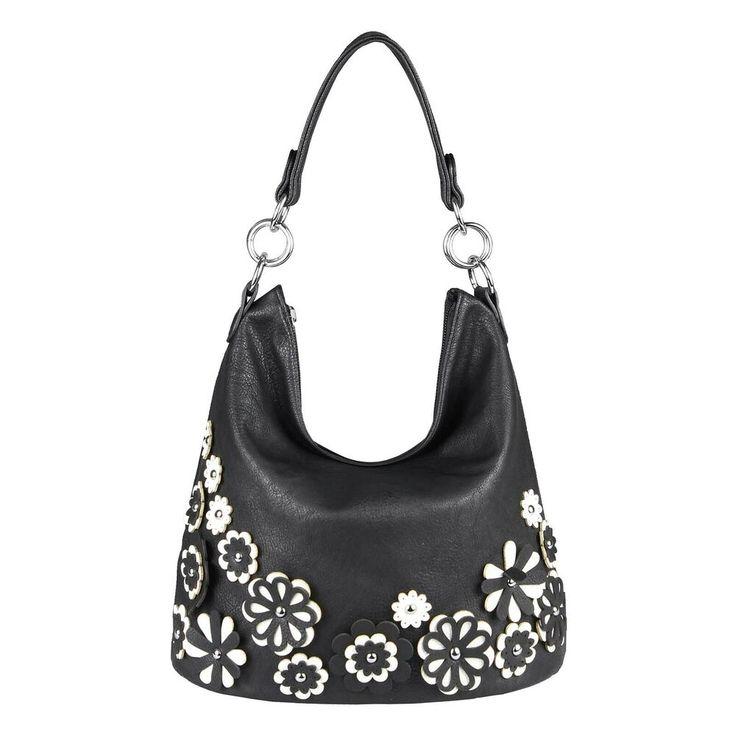 [Werbung] Ladies Floral Hand Bag Shopper Shoulder Bag Leather Look Shoulder Bag: £26.39End Date: 10-Jun 19:24Buy It Now for only: US…