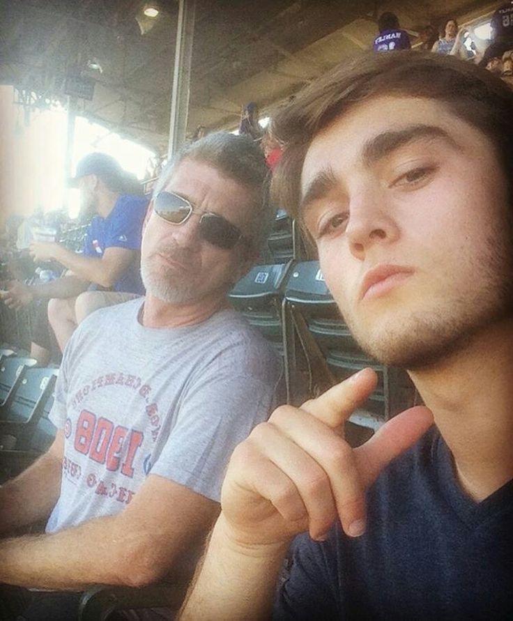 Joe and his son Jack ❤