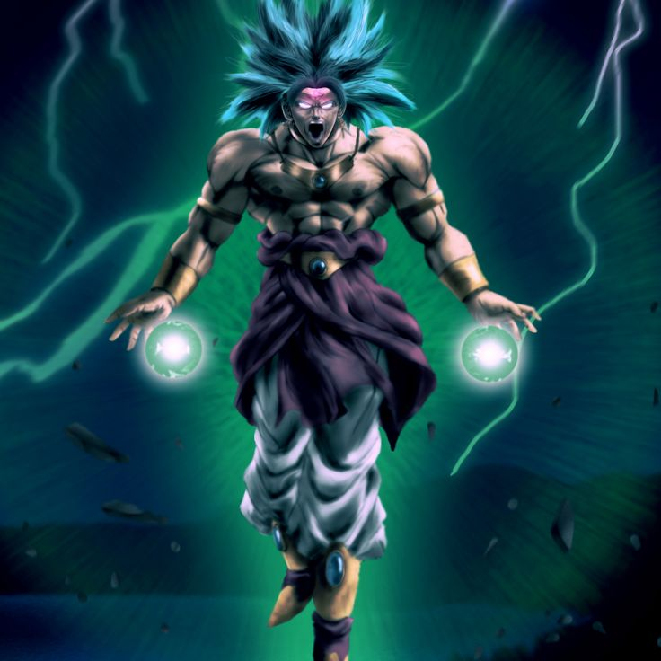 Legendary Super Saiyan Tap to see more awesomely cool