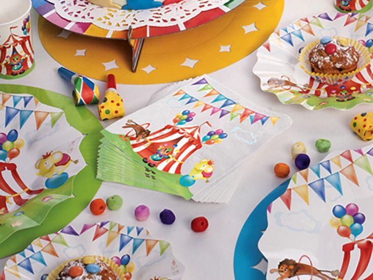 Pregătești o petrecere colorată, plină de viață? Îți propunem tema: Circul. În mod sigur va deveni o petrecere memorabilă