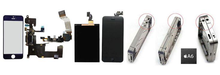 Reparatii iPhone 5