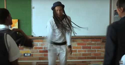 Attualià: #Professore #usa #lhip-hop per insegnare la matematica (link: http://ift.tt/2ocZ3cc )