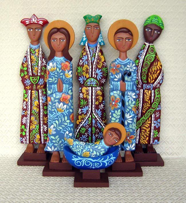 World Nativity -nicaragua