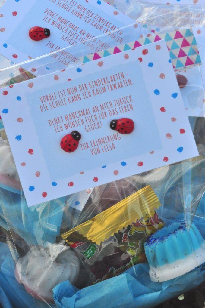 Kindergartenabschied Geschenkidee Fur Die Erzieherinnen