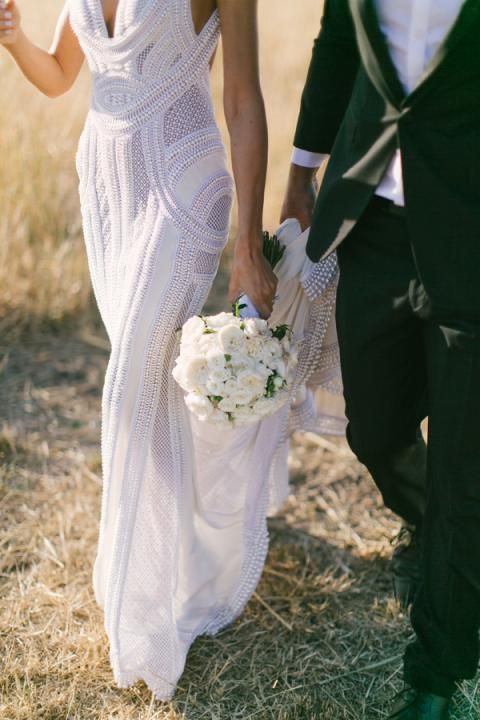 James Bartel Nadia Coppolino's Real Wedding on The LANE (instagram: the_lane)